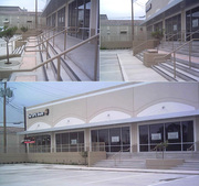 Commercial Hand Railings,  Deck railings,  Stair Safety Hand Rails