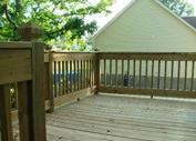 Skilled Wood Deck builders in Houston,  TX