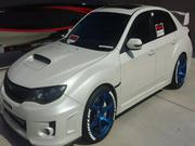 SUBARU IMPREZA Subaru Impreza WRX STI Limited Sedan 4-Door