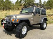 Jeep Wrangler 46454 miles