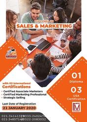 Diploma in Sales & Marketing - 3D Educators